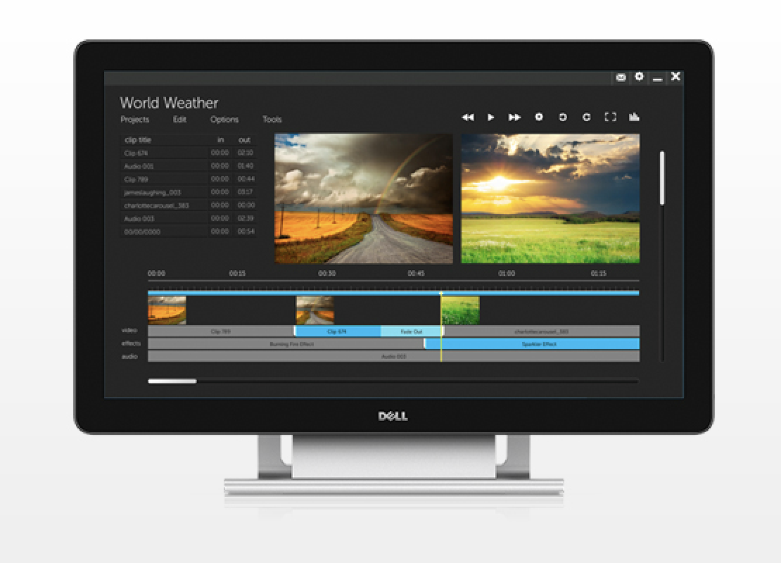 Touch Screen Hire Dell 27 Quot Full Hd Touch Screen